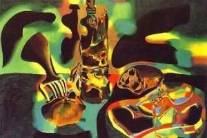 el gran juego de_} colores J.Miro